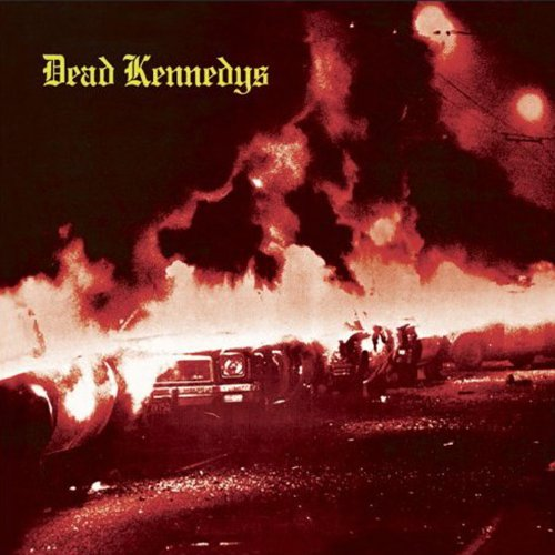 Original album cover of Fresh Fruit For Rotting Vegetables by Dead Kennedys