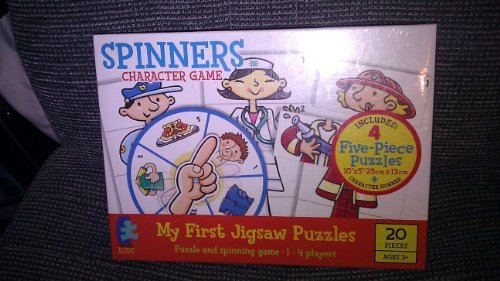 Spinners Character Game