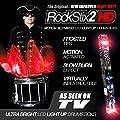 Radiant Red - Led Light Up Drum Sticks - Rockstix Firestix by ROCKSTIX