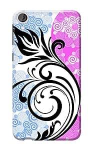 HTC Desire 820 Back Case Kanvas Cases Premium Quality Designer 3D Printed Lightweight Slim Matte Finish Hard Cover for HTC Desire 820