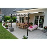 Terrassenüberdachung verschiedenene Maße verzinkt, Überdachung, Terrassendach,