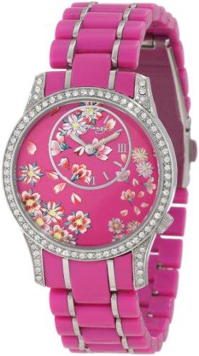 Ed Hardy Women's JA-PK Jasmine Pink Watch