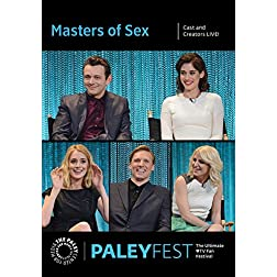 Masters of Sex: Cast and Creators Live at PALEYFEST