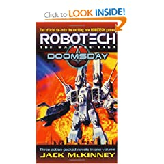 Robotech: The Macross Saga: Doomsday (Vol 4-6) by Jack McKinney