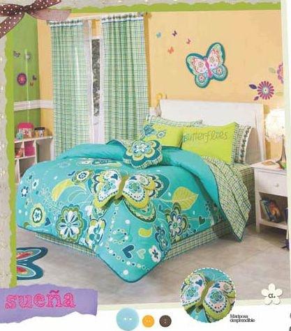 Butterfly Bedding Twin