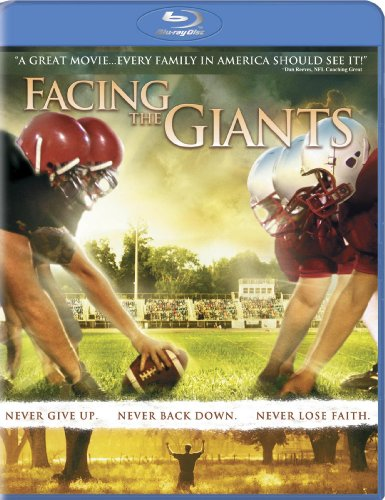 Cover art for  Facing the Giants [Blu-ray]