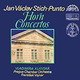 Amazon.com: Concerto for French horn No. 6 in E flat major: I. Allegro