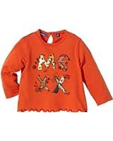 MEXX T-shirt Col ras du cou Manches longues Bébé fille