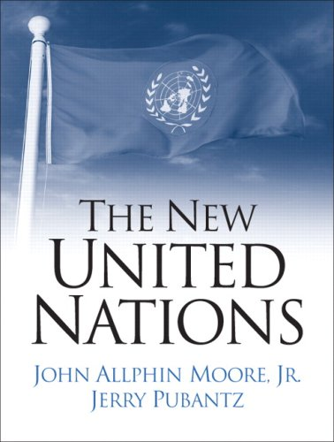 New United Nations: International Organization In The Twenty-First Century- (Value Pack w/MySearchLab)