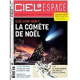 ciel et espace; d'ou vient ISON? la comète de noël