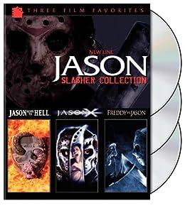 New Line Jason Slasher Collection (Three Film Favorites)