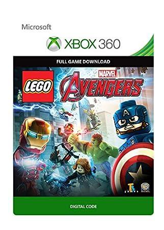 LEGO Marvel's Avengers - Xbox 360 [Digital Code]