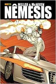 Nêmesis - Volume 1 (Em Portuguese do Brasil): Mark Millar