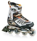Rollerblade Spiritblade XT Men's Skate, Orange/Anth, Men's US 12