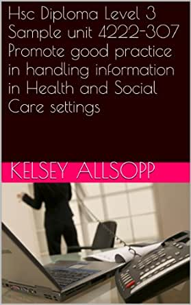 handling information in health and social care settings
