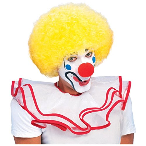 GSG C (Yellow Afro Clown Wig)