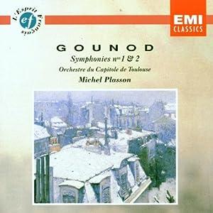 Gounod;Symphonies 1 & 2
