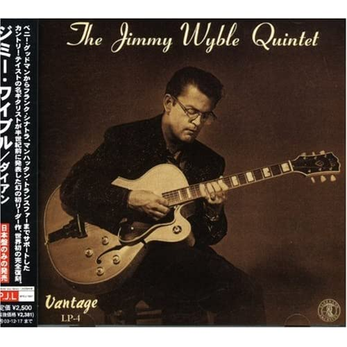 "Featured recording ""The Jimmy Wyble Quartet"""