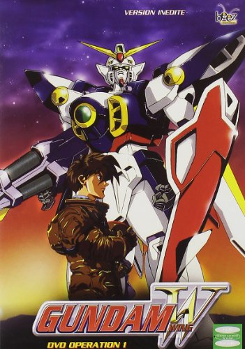 Gundam Wing - Vol. 1 - Shooting Stars [DVD]