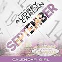 September: Calendar Girl, Book 9 Audiobook by Audrey Carlan Narrated by Summer Morton