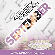 September: Calendar Girl, Book 9 Audiobook by Audrey Carlan Narrated by Summer Morton