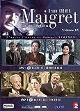 echange, troc Maigret - L'intégrale, volume 13 - Maigret et l'homme du banc/Maigret chez le ministre