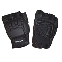 Buy Paintball Sport Hardback Paintball Gloves, Small Medium, Exposed Fingertips by Unknown