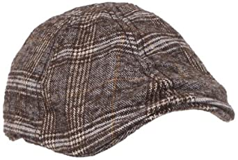 San Diego Hat Men's Cold Weather Trapper, Brown, One Size