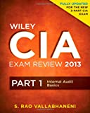 img - for Wiley CIA Exam Review 2013, Part 1, Internal Audit Basics book / textbook / text book