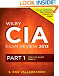 Wiley CIA Exam Review 2013, Part 1, I...