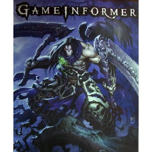 Game Informer Magazine Issue 219 (darksiders 2) (219) Andy McNamara