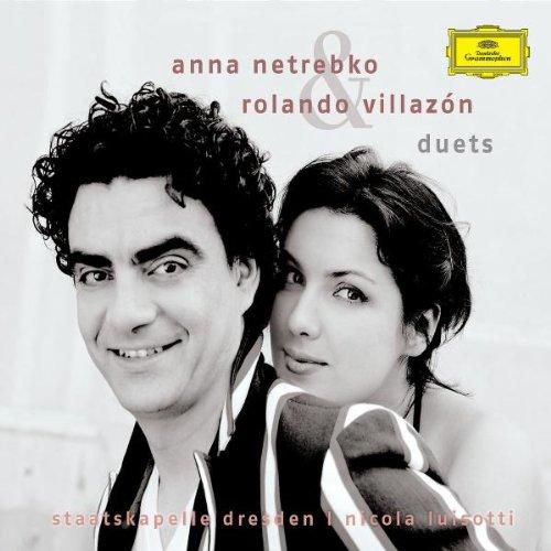 Duets - Rolando Villazón/ Anna Netrebko - CD