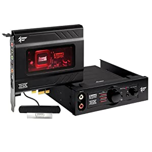 Creative Sound Blaster Recon3D THX PCIE Fatal1ty Champion Sound Card SB1354
