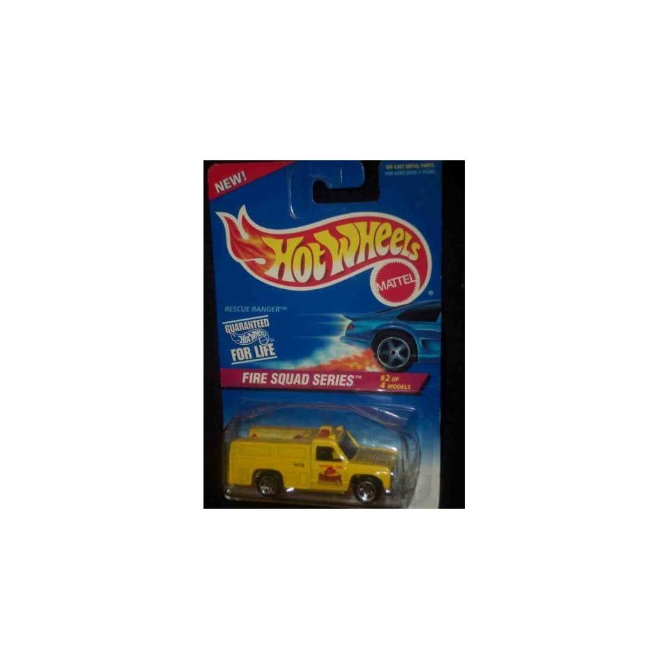 Fire Squad Series #2 Rescue Ranger Condition Mattel Hot Wheels #425 164 Scale