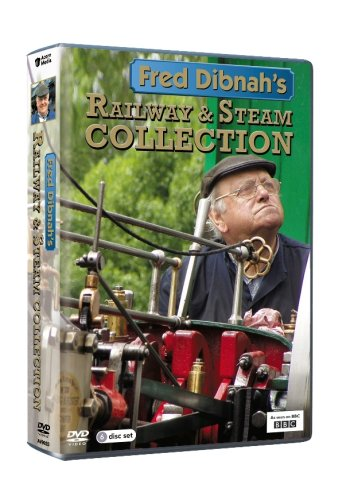 Fred Dibnah Railway/Steam Collection [DVD]