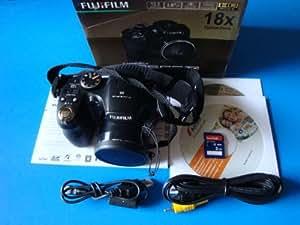 Fujifilm FinePix S2500HD 12MP Digital Camera with 18x Optical Dual Image Stabilized Zoom