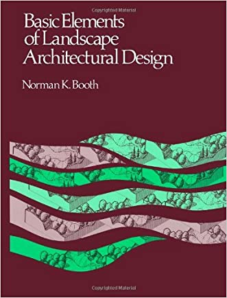 Basic Elements of Landscape Architectural Design