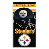 Pittsburgh Steelers Northwest Beach Towel