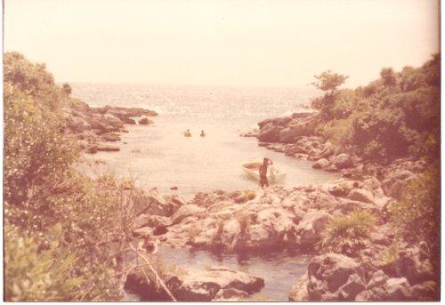 Old Cancun Photos