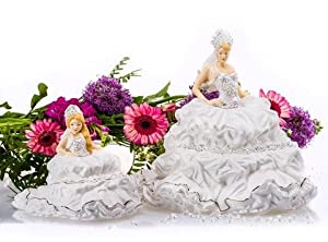 The English Ladies Co Fairytale Gypsy Bride Blonde And Get The Mini Version For Free!!