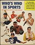 img - for Who's Who In Sports 1957