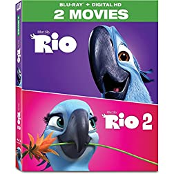 Rio 2-Movie Collection [Blu-ray]