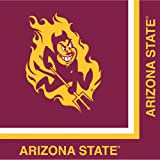 Creative Converting 20 Count Arizona State Sun Devils Lunch Napkins