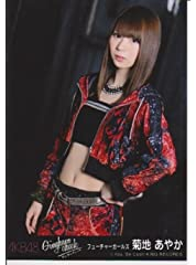 AKB48公式生写真 ギンガムチェック【菊地あやか】