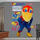 NCAA Kansas Jayhawks Mascot - Big Jay Fathead at Amazon.com