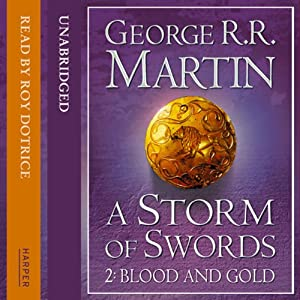 A Storm of Swords (Part Two) - Blood and Gold Audiobook