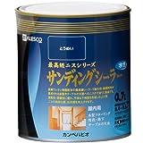 カンペハピオ 水性サンディングシーラー とうめい 0.7L