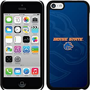 Coveroo Thinshield Snap-On Case for iPhone 5c - Retail Packaging - Black/Boise State Watermark Design