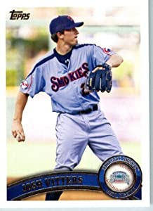 2011 Topps Pro Debut Baseball Card # 144 Josh Vitters - Tennesse Smokies - MiLB... by Topps