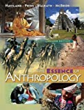 img - for The Essence of Anthropology 2nd Edition (Book Only) book / textbook / text book